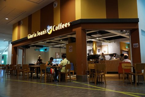 IRIS Gloria Jean's Coffees at Pier L