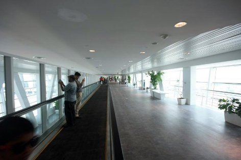 Picture of Skybridge (inside) by SgWay