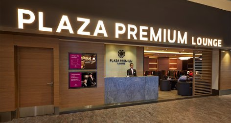 Plaza Premium Lounge at Pier L