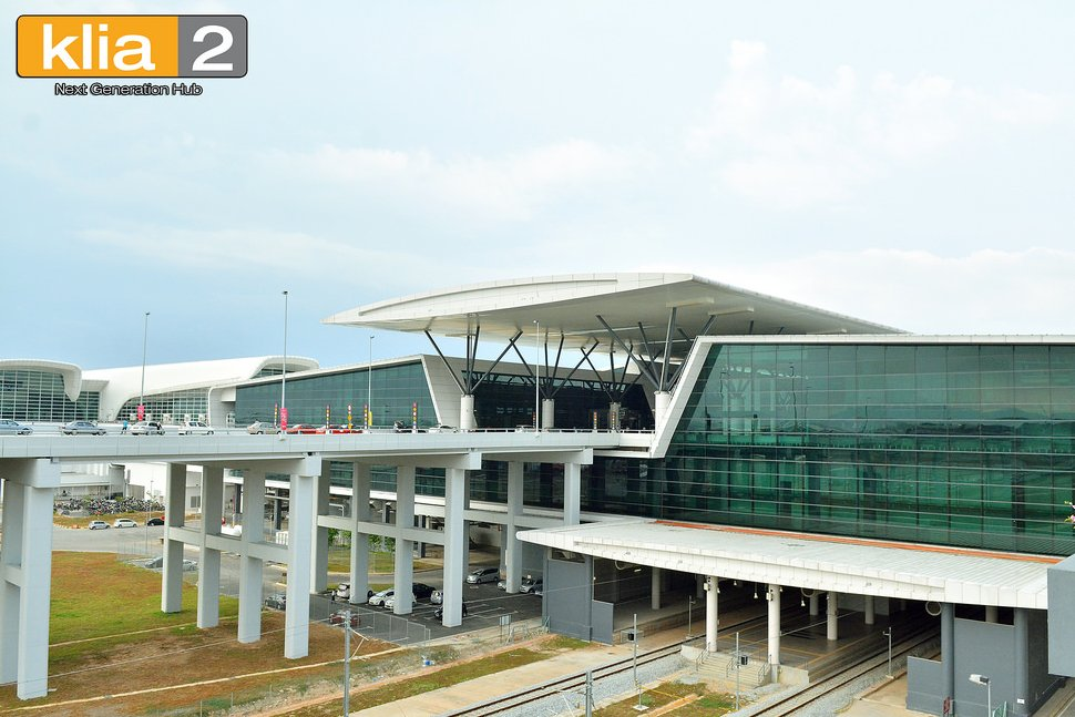 View of Gateway@klia2 Mall
