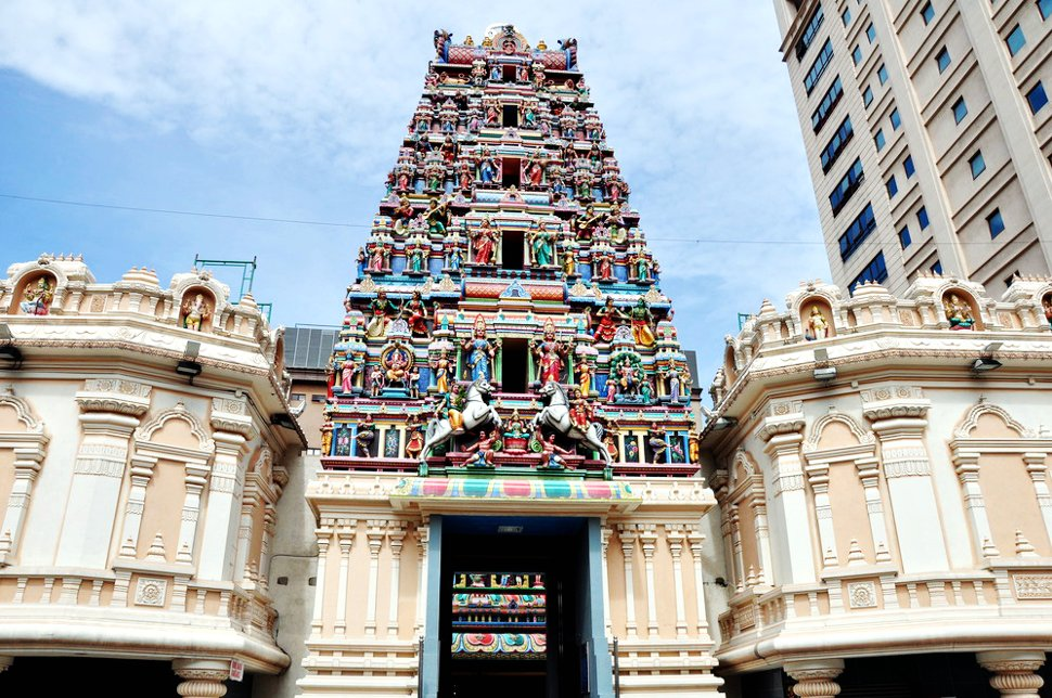 Sri Mahamariamman Temple is within walking distance from the Petaling Street