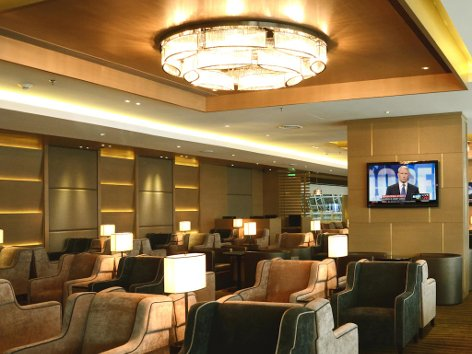 Plaza Premium Lounge (Wellness Spa, KLIA)