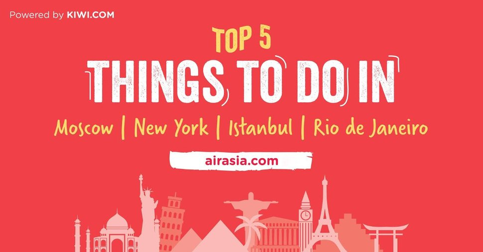 Top 5 Things To Do