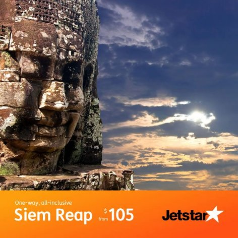 Siem Reap, from $105
