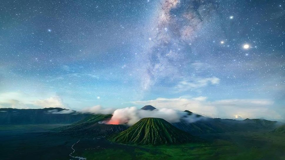 5 of the best places in Asia for stargazing