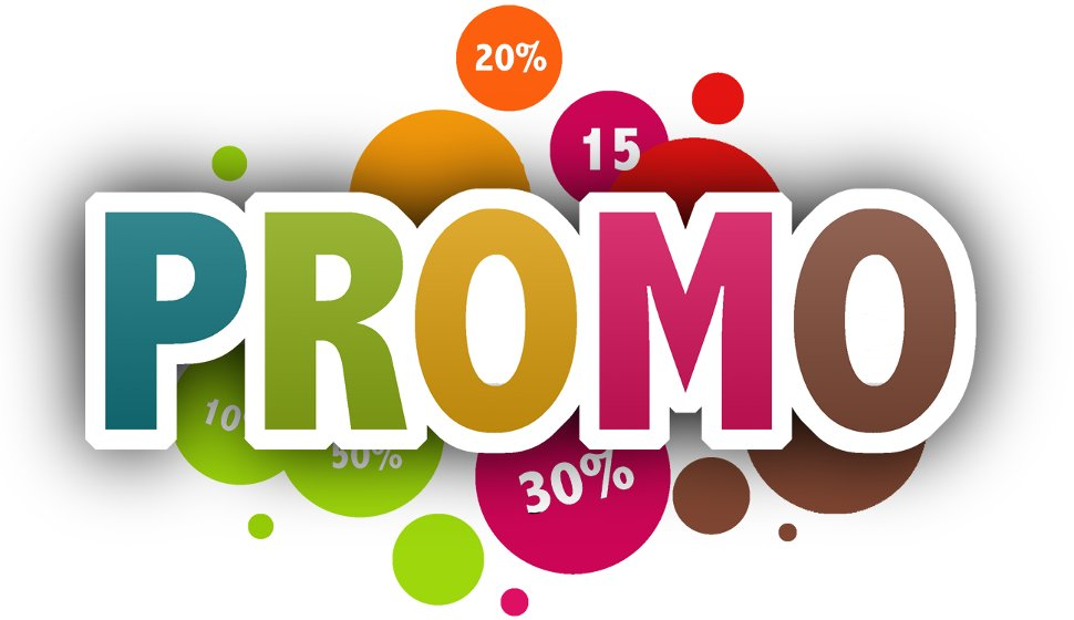Promotions and sale campaigns