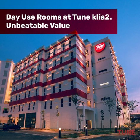 Tune Hotel's Promotions and offer