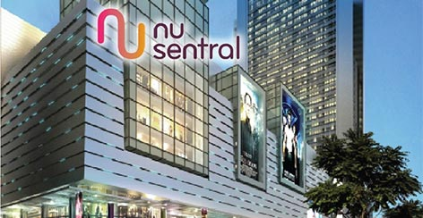 Nu Sentral Shopping Mall