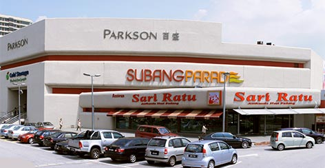 Subang Parade Shopping Mall