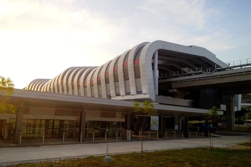 Putra Heights LRT station