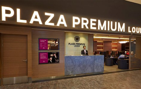 Plaza Premium Lounge at International Departure