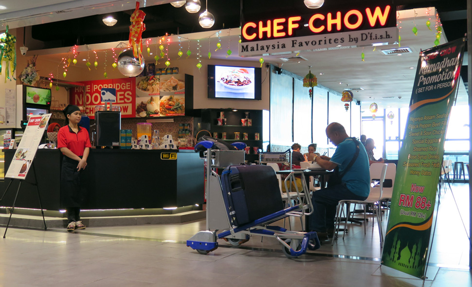 Chef Chow by D'f.i.s.h., klia2