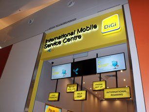 Digi Store Express at klia2