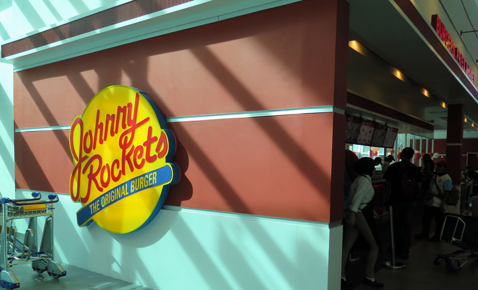 Johnny Rockets, klia2