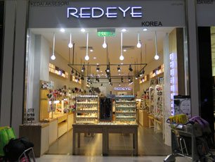 REDEYE at klia2