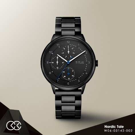 City Chain's watch