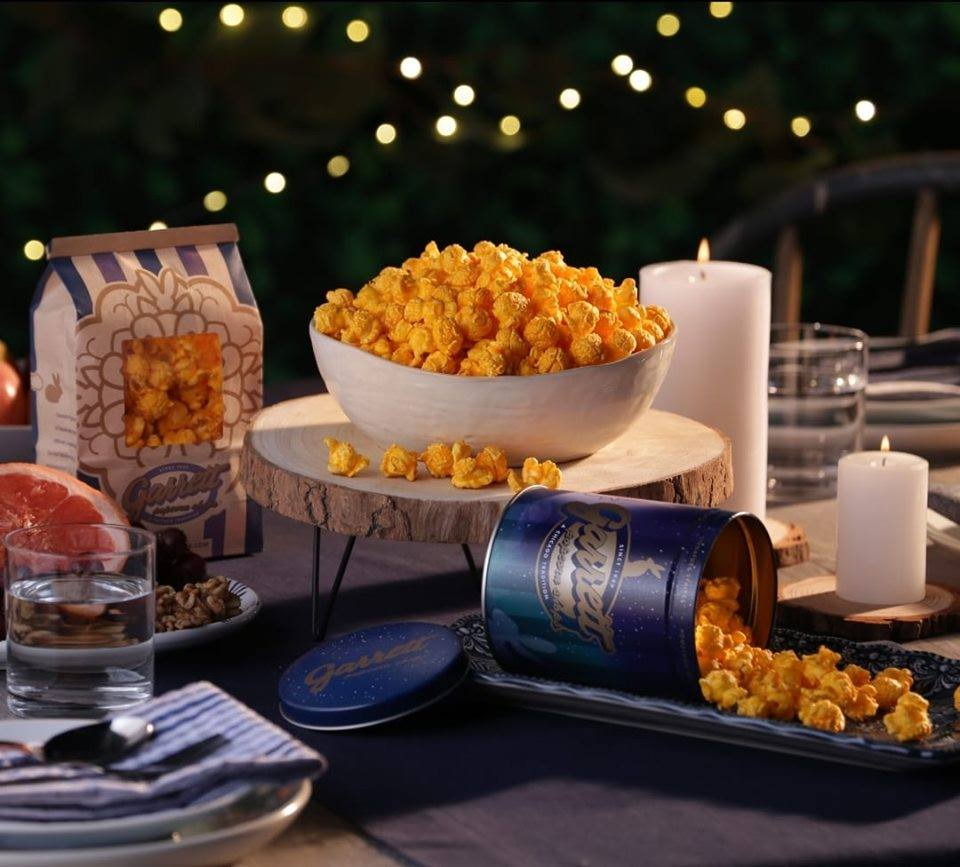 New limited time offering BBQ CheeseCorn is definitely not just a great snack for night.