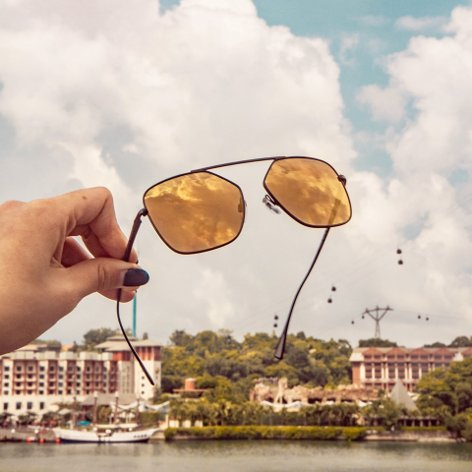 Weather's got you looking for a trusted pair of sunnies? Find your stylish pair at Sunglass Hut!
