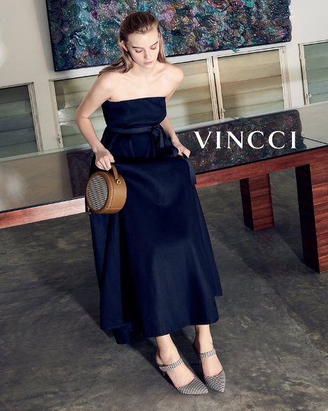 Vincci Fall Holiday 2019 Collection